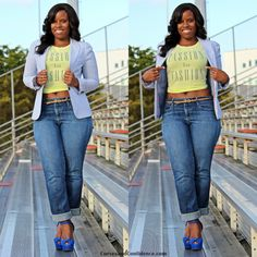 Curves and Confidence | Inspiring Curvy Fashionistas One Outfit At A Time: February 2013