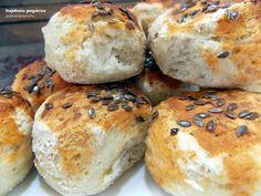 Bagel, Hamburger, Recipies, Food And Drink, Pizza, Cooking, Glutenfree, Brot, Recipes