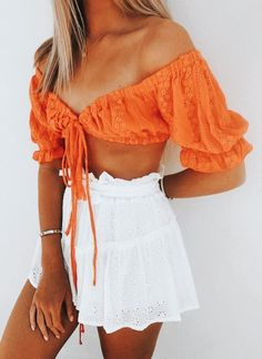 Cute Preppy Outfits, Cute Summer Outfits, Preppy Style, Spring Outfits, Trendy Outfits, Fashion Jobs, Teen Fashion Outfits, Look Fashion, Outfits For Teens