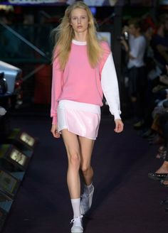 jacquemus ss14-15, pink is in