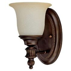 Burnished Bronze Finish Mist Scavo Glass-CLI-CPT203394750 Home Depot