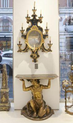 Galleria Antiquariato Giglio - Milano - Foto 7 Sito Web: www.antichitagiglio.it Oriental, Milano, Clock, Design, Home Decor, Watch, Decoration Home, Room Decor, Clocks