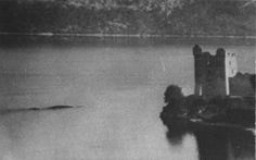 Nessie in Urquhart Bay One of my fave photos as a kid. LOL