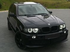 BMW X5 E53 Check out for more on: http://dailybulletsblog.com/60-best-pictures-of-bmw-x5-e53/ #X5 #E53 #BMW