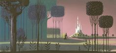 Eyvind Earle - Sleeping Beauty