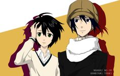 Miharu & Yoite Anime, Art, Sleeves, Art Background, Anime Shows, Kunst, Anime Music, Animation, Anima And Animus