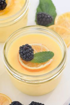 Meyer lemon pot de creme is the perfect make-ahead citrus dessert for winter. Silky smooth and light as a feather.