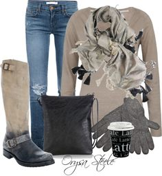 """Keeping Cozy"" by orysa on Polyvore"