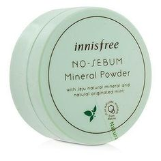 Innisfree - Mineral Puder - Make Up - Gesichtspuder mit Mineralien - Gesichtspflege
