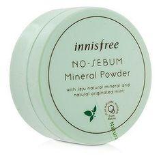 Innisfree No Sebum Mineral Powder 5g Innisfree http://www.amazon.com/dp/B0083WXLLW/ref=cm_sw_r_pi_dp_XOn2vb17S555T