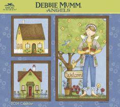2014 Angels by Debbie Mumm Wall Calendar by Debbie Mumm