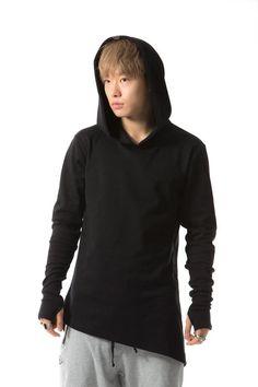 CENTRAL - HOODIE - (BLACK)   Farang Clothing    Zen Shimada  Team Farang Parkour and Freerunning Clothing