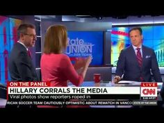 CNN Tapper over Clinton Media Rope: Republicans Love It 'Cause They Hate...