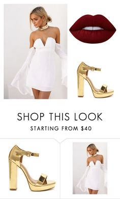 """Untitled #6"" by lehbrito ❤ liked on Polyvore featuring Lime Crime"