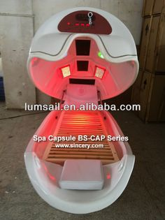 infrared sauna bed used, NEW dry spa capsule massage capsule far infrared SPA capsule ,