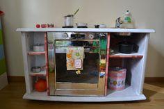 une cuisine pour mes enfants