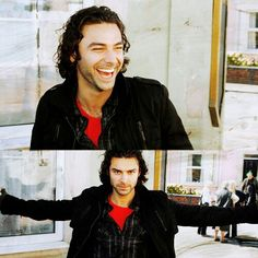 Aidan Turner as Mitchell in Being Human