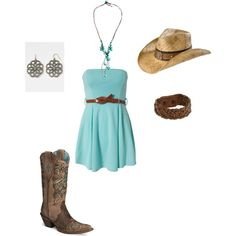 Country Girl, created by alex-andrea.polyvore.com