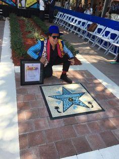"Romero Britto named the ""Art and Cultural Ambassador of the City of Miami."""