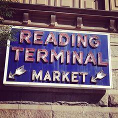 #ReadingTerminalMarket #Philadelphia #makeitPHL