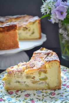 cake The post Grandma's rhubarb pie recipe with ricotta appeared first on Dessert Factory. Desserts For A Crowd, Köstliche Desserts, Delicious Desserts, Best Pie Crust Recipe, Homemade Pie Crusts, Vol Au Vent, Butter Tarts, Butter Pie, Pie Recipes