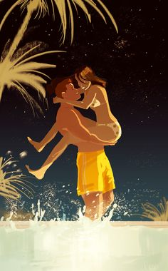 Pool Party #pascalcampion #L.A.