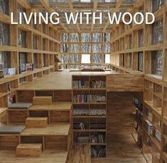 Living with wood /edition and texts, Àlex Sánchez Vidiella