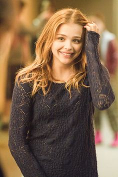 Chloe Moretz; Abigail. I could really see this.
