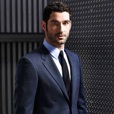 BAZAAR talks with TV's hottest doctor, Tom Ellis, in honor of #ManCrushMonday