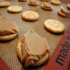 How to Make Marijuana Peanut Butter Crackers. Less than 45 minutes in the kitchen and only 3 ingredients.  #edibles #420 #cannabis ingredients, anyone can make these and enjoy the awesome effects...