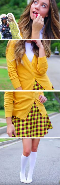 Cher from Clueless | 26 DIY Halloween Costume Ideas for Teen Girls that will totally rock the party!