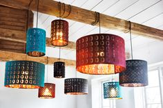 A sneak peek at the IKEA 2015 catalog Ikea 2015, Rustic Lamp Shades, Modern Lamp Shades, Light Shades, Ikea Inspiration, Wooden Lampshade, Lampshades, Lampshade Ideas, Living Room Lighting