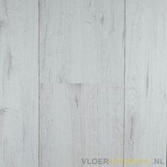 Laminaat Royal XL rustiek wit eiken 900 €19,95 | Vloervoordeel