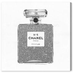 Chanel Wall Art, Chanel Decor, Chanel Art, Chanel Perfume, Chanel Logo, Frames On Wall, Framed Wall Art, Wall Art Decor, Wall Collage