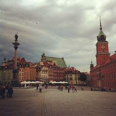 Hello Varsovia !