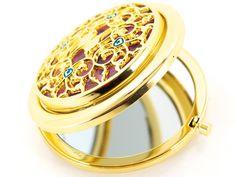 Sephora Disney Jasmine The Palace Jewel Compact Mirror