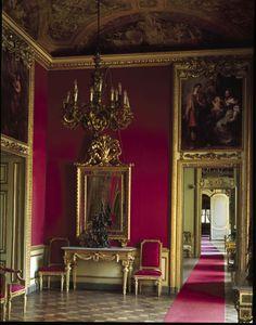 Gabinetto d Udienza del duca d Aosta,palazzo reale Torino.