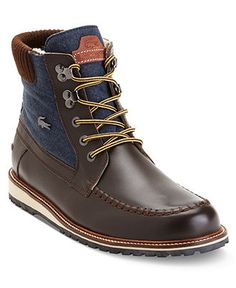 Lacoste Lousteau Boots