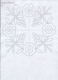 Facilissimo Patchwork Nº 07 - Applique Quilt Patterns, Applique Templates, Hand Applique, Applique Designs, Embroidery Applique, Embroidery Patterns, Owl Templates, Felt Patterns, Quilting Projects