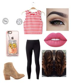 """""""Untitled #811"""" by glamor234 on Polyvore featuring Jockey, ALDO, Casetify and Lime Crime"""