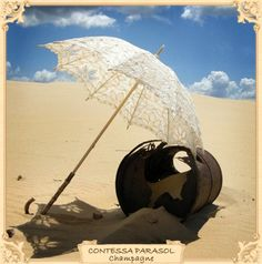 A Bit Shady - Contessa Parasol. I have one for photos.