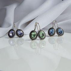 "Miglio Designer Jewellery on Instagram: ""A tempting treat for you. Shop link in bio."" Designer Jewellery, Jewelry Design, Pearl Earrings, Brooch, Treats, Pearls, Link, Shopping, Instagram"