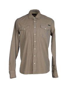 Blue San Francisco Рубашки Для Мужчин - Рубашки Blue San Francisco на YOOX - 38497131WI