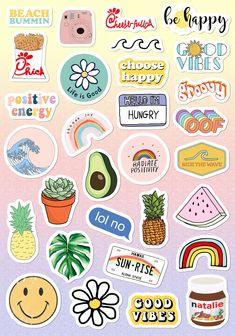 7 Blue Ocean princesa Lillie mejor amigos individuales sticker