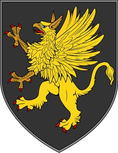 Griffin Griffy coat of arms