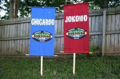 Survivor tribe flags/ideas
