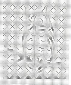 Always wanted to discover how to knit, however unsure how to start? This Utter Beginner Knitting Series is exactly what . Cross Stitch Owl, Dragon Cross Stitch, Cross Stitch Alphabet, Cross Stitch Animals, Cross Stitch Charts, Cross Stitch Patterns, Crochet Owls, Crochet Doily Patterns, Owl Patterns
