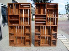 I want this for my kids' room! Gumtree: Pallet Furniture