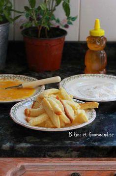 Frites de pain perdu - Bikini et Gourmandise