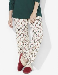 All Is Calm Printed Sleep Pant: Cozy sleep pant comes in fun winter and holiday prints that you'll love! Rows of thin threads top off the stretch elastic waistband. Complete with convenient waist pockets. For your comfort, Catherines sleepwear has been made specifically for the plus size figure. catherines.com #Catherines #PlusSizeSleepwear